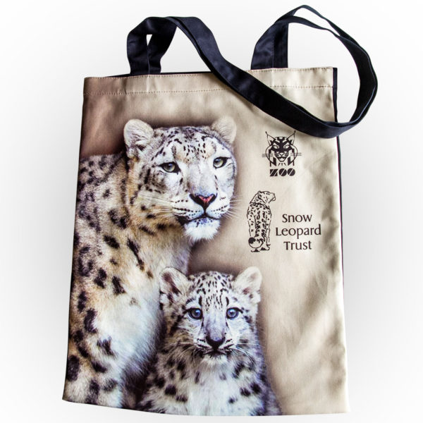 õlakott, lumeleopardid